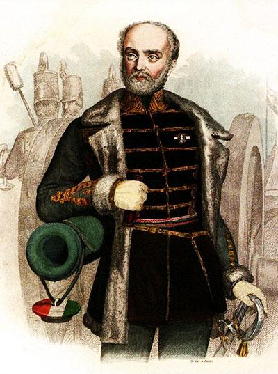 Józef Bem - krótka biografia